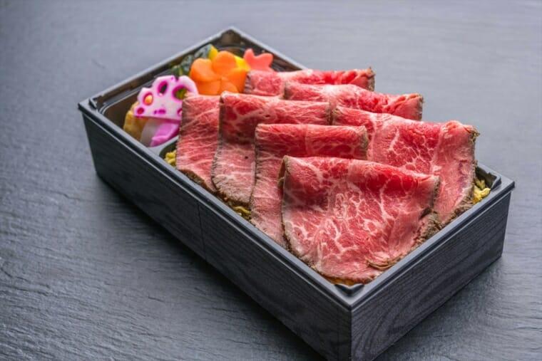 肉おせち弁当
